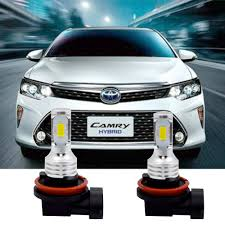 2014 Camry Light Bulb Size Amazon Com Suitable For Toyota Camry 2010 2014 H8 H9 H11