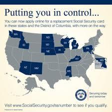 social security card social