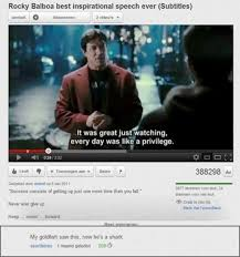 The 29 Funniest YouTube Comments Ever… #25 Killed Me With A Single ...
