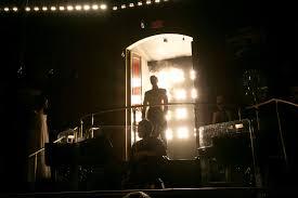 comet lighting. By Dave Malloy Directed Rachel Chavkin Set Design Mimi Lien Costume  Paloma Young Sound Matt Hubbs American Repertory Theater Comet Lighting