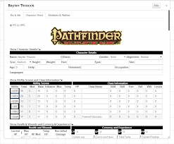 character sheet pathfinder community forums pathfinder sheet issues and suggestions roll20