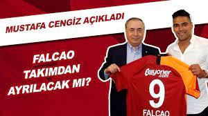 Futbol Arena - Falcao Takımdan Ayrılacak Mı? | Mustafa Cengiz Açıkladı