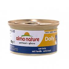 Купить <b>Almo Nature Daily</b> Menu Cat Trout <b>консервы</b> для кошек ...