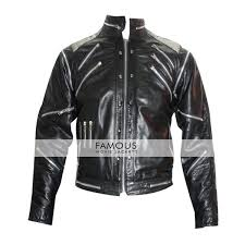 2 reviews for michael jackson beat it black leather jacket