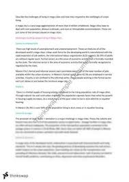 geography hsc mega cities essay year hsc geography hsc geography urban essay