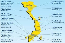 Kết quả hình ảnh cho bản đồ việt nam 2018