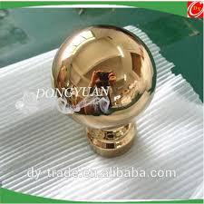 Decorative Ball Holder 60 Stainless Steel Metal Solder Ball Siamese Tee Ball Holder 21