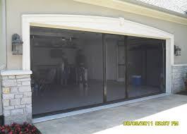 garage door protectordoor  Econoscreens Amazing Replacement Sliding Patio Screen Door