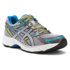 asics women s gel equation 7 titanium lightning brilliant blue running shoes larger image
