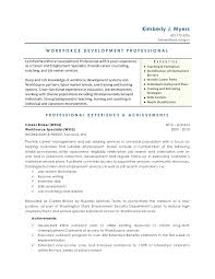 Resume Sample For Employment Resume Sample For Employment Resume