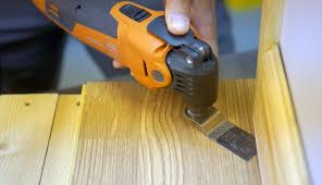 How To Cut Skirting Boards With An Oscillating Multi Cutter
