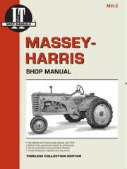 harris 20 203 pony tractor service repair manual massey harris 20 203 pony tractor service repair manual