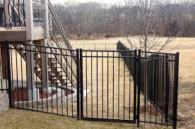 aluminum fence kansas city mo ornaco