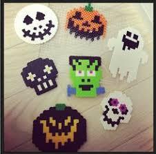 Halloween Perler Bead Patterns Simple Halloween Perler Bead Patterns Frugal Fun For Boys And Girls