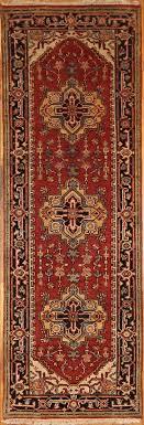 traditional indian serapi rug