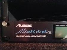 Alesis Midiverb 4 Retoure Ebay