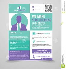 business flyer template stock vector image  business flyer template