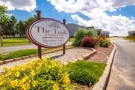 apartments in garden city ks. Perfect City Two Bedroom Floorplan 2 Bed 2 Bath  Trails Of Garden City Apartments In  City Kansas The Yarco Companies Intended In Ks S