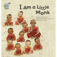 I Am A <b>Little Monk</b> - (Global Kids Storybooks) By Mi-Hwa Joo ...