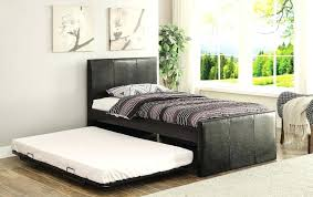Full Bed Frame With Twin Trundle Twin Trundle Bed Frame Dimensions ...