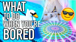 what to do when you re bored in summer diy ideas you need to try