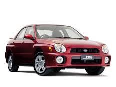 Subaru Impreza 2002 Wheel Tire Sizes Pcd Offset And