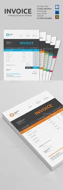 Invoice Excel | Template, Corporate Design And Graphics