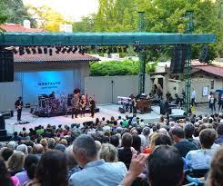 Montalvo Saratoga Seating Chart Montalvo Arts Center Venue Lilian Fontaine Garden Theatre