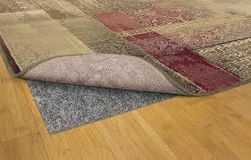 non slip carpet runner pad area rugs canada free non skid carpet best rug pad for tile floors
