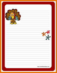 Thanksgiving Letter Templates 9 10 Thanksgiving Letter Templates Juliasrestaurantnj Com