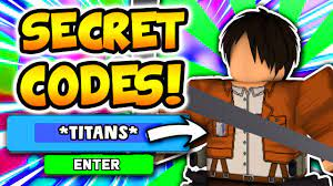 Find working codes for attack on titan: Secret Codes In Roblox Attack On Titan Freedom Awaits Youtube