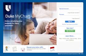 My Chart Access Myduke Chart Dukemychart Dukehealth Org Duke Mychart Access