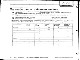 Bohr Model Worksheets Free Worksheets Library | Download And Print ...