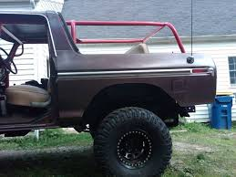 full size bronco full size bronco 6 point rear family roll cage kit 78 79 80 96 free