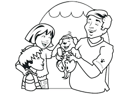 Vet Printable Coloring Pages Veterinarian Coloring Pages