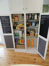 wood kitchen pantry cabinets freestanding