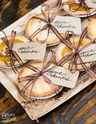thanksgiving table favors. Thanksgiving Table Ideas   SmartyHadAParty.com Favors
