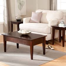 Floor Tables Furniture Unique Square Coffee Tables With Standing Lamp And