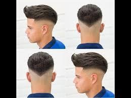 5 قصات شعر تجعلك مشهورا Best Mens Hairstyle Youtube