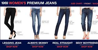 Gap Jeans Size Chart Gap 1969 Jeans Size Chart