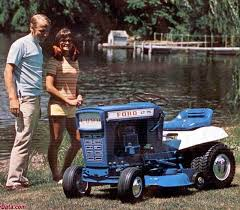 ford lt 75 lawnmower