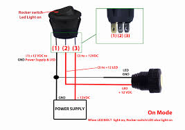 12 volt lighted switch wiring wiring diagram long