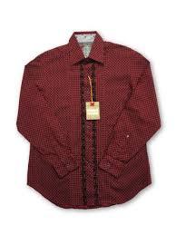 Robert Graham Shirt Size Chart Robert Graham Burroughs Rf101100 Designer Menswear