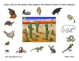 In The Desert clipart adaptation - Pencil and in color in the ...