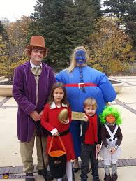 willy wonka and the chocolate factory family halloween costume willy wonka and the chocolate factory family costume
