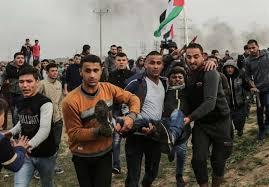 Image result for گلولهباران غزه