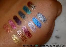 sparkleoflight makeup addiction cosmetics pigments review