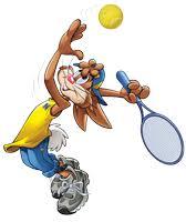 """Résultat de recherche d'images pour """"lapin jouant au tennis"""""""