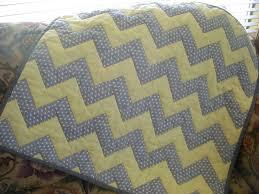 Crafted by KatieB: Chevron Baby Quilt & Chevron Baby Quilt Adamdwight.com