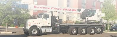 Manitex 35124 Extreme Crane Service